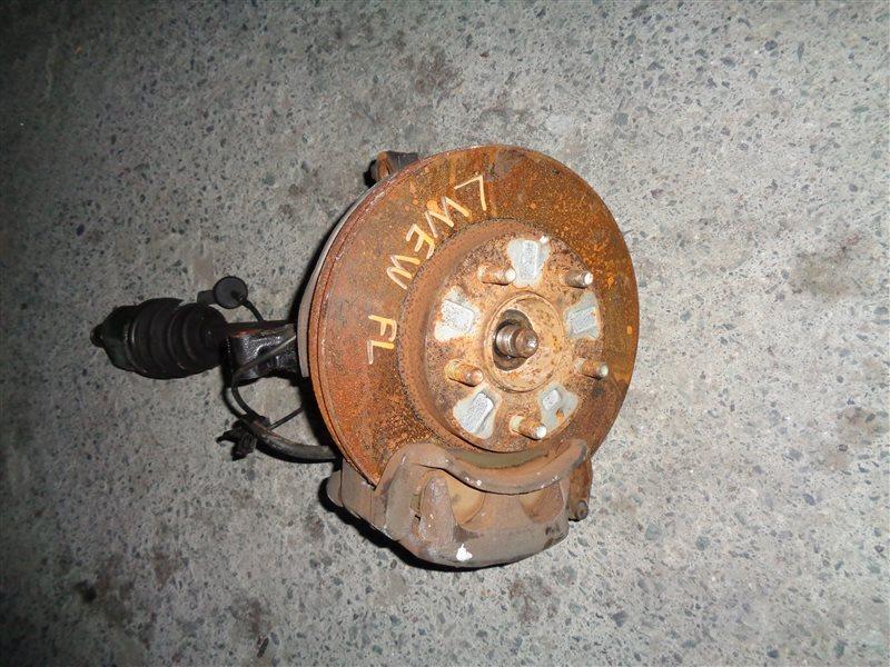 Привод Mazda Mpv LWEW FS передний левый (б/у)