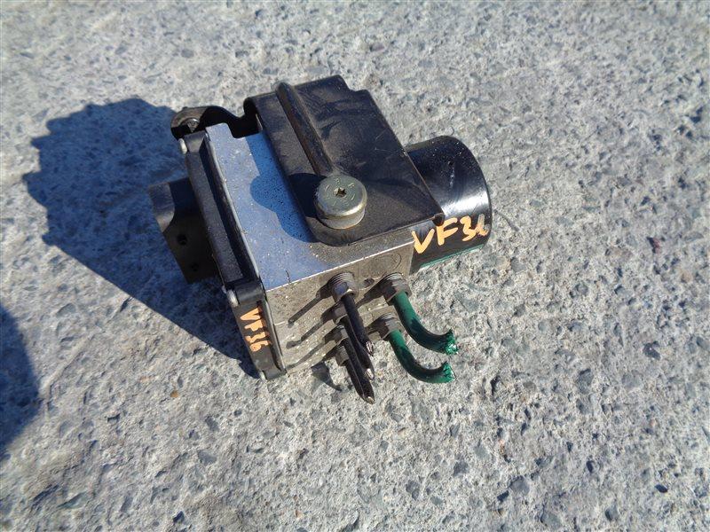 Блок abs Peugeot 407 VF36 3FZ (б/у)