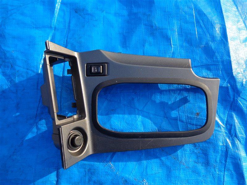 Консоль кпп Nissan Skyline HR34 RB20 (б/у)