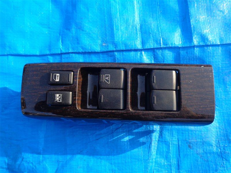 Блок управления стеклоподъемниками Nissan Presage TU31 QR25 передний правый (б/у)