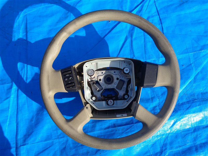 Руль Nissan Teana J31 VQ23 (б/у)