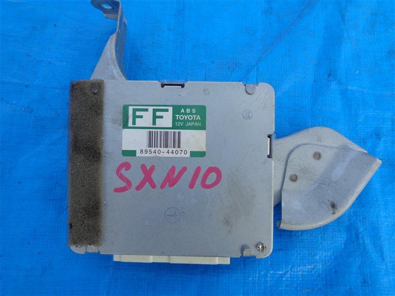 Блок управления abs Toyota Nadia SXN10 3SFSE (б/у)