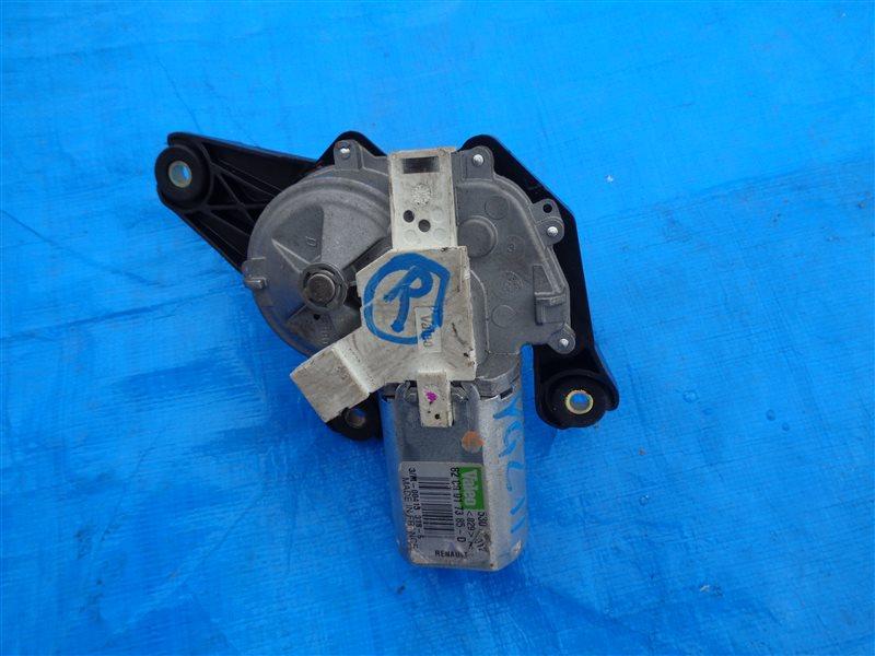 Мотор дворников Nissan Cube YGZ11 HR15DE задний (б/у)