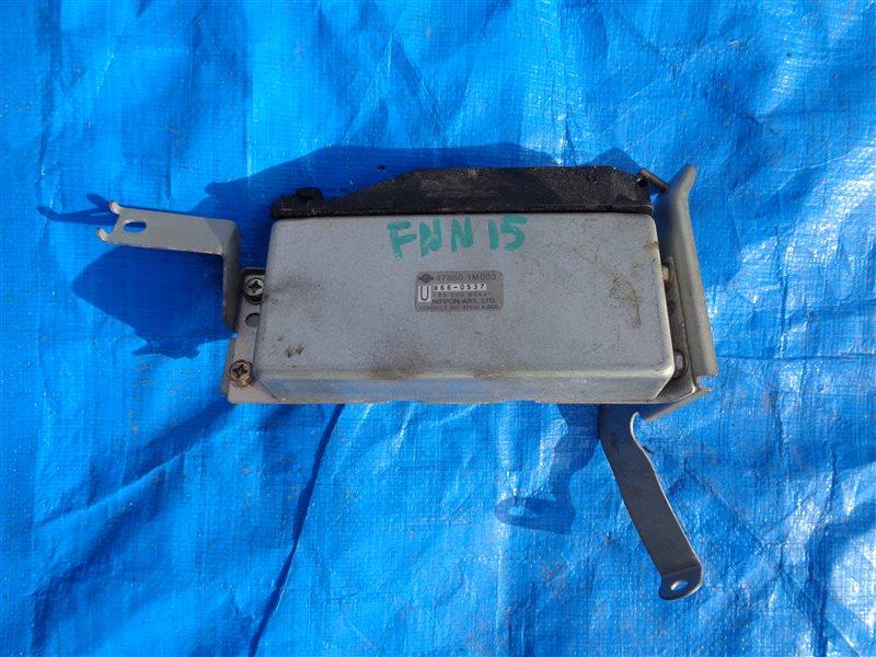 Блок управления abs Nissan Pulsar FNN15 GA15 (б/у)