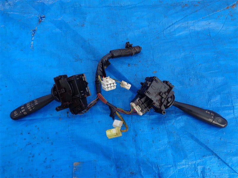 Блок подрулевых переключателей Mazda Scrum DG64V K6A (б/у)