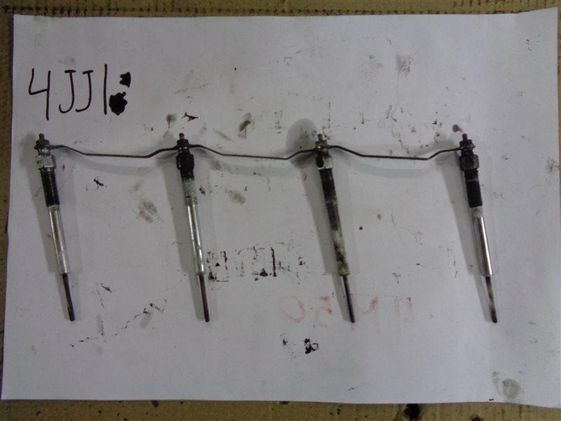 Свеча накаливания Isuzu 4JJ1 (б/у)