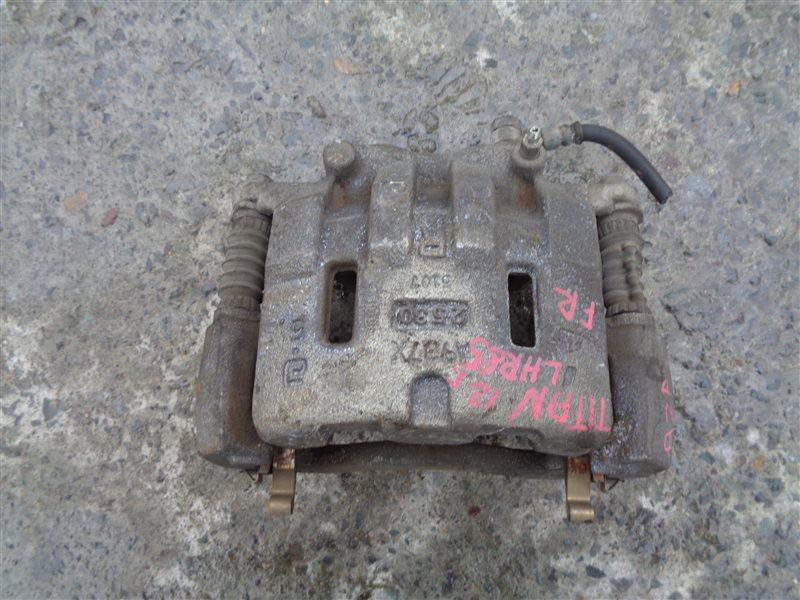 Суппорт Mazda Titan LHR85 передний правый (б/у)