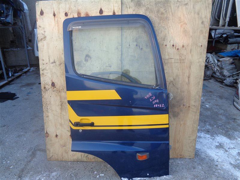 Дверь Hino Ranger FC7 передняя правая (б/у)