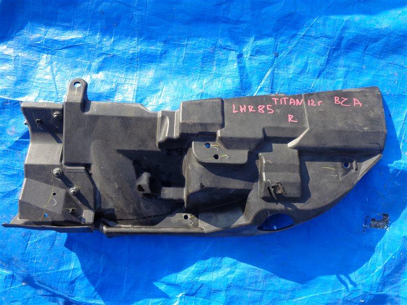 Защита двигателя Mazda Titan LHR85 правая (б/у)