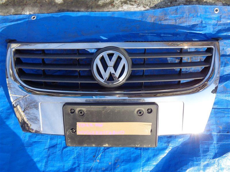 Решетка радиатора Volkswagen Touran 1T2 (б/у)