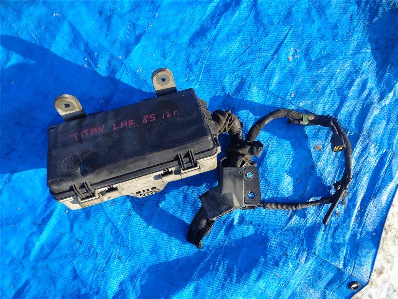 Блок предохранителей Mazda Titan LHR85 (б/у)