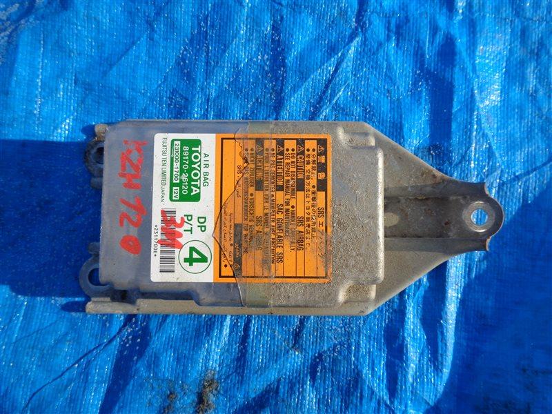 Блок управления airbag Toyota Hiace KZH120 1KZTE (б/у)