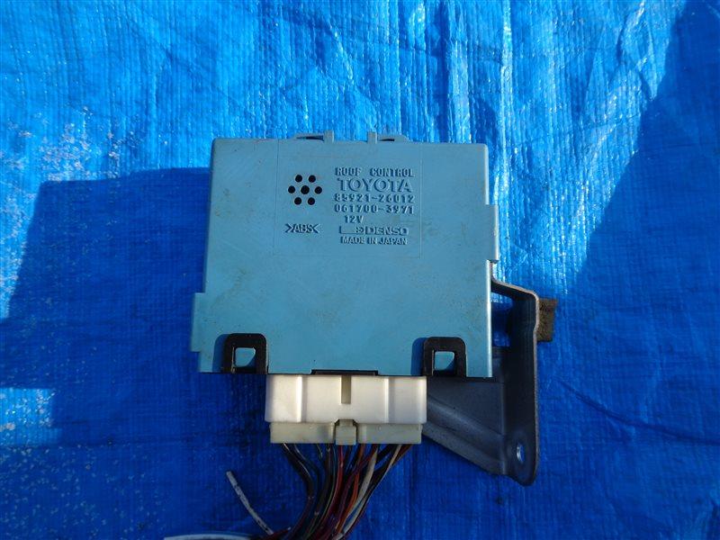 Блок управления люком Toyota Hiace KZH120 1KZTE (б/у)