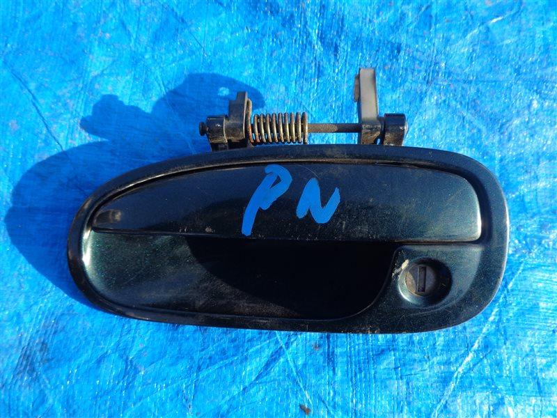 Ручка двери внешняя Honda Orthia EL3 B20B передняя левая (б/у)