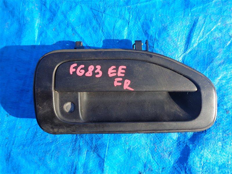 Ручка двери внешняя Mitsubishi Canter FG83 передняя правая (б/у)