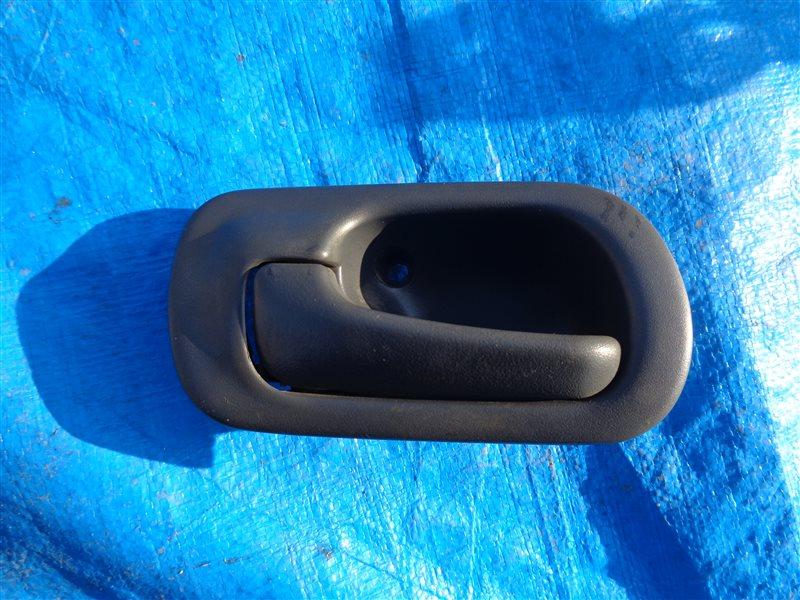 Ручка двери внутренняя Honda Orthia EL3 B20B задняя левая (б/у)