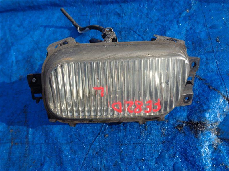 Туманка Mitsubishi Canter FE82D передняя левая (б/у)