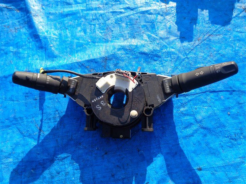 Блок подрулевых переключателей Nissan Bluebird Sylphy KG11 MR20DE (б/у)