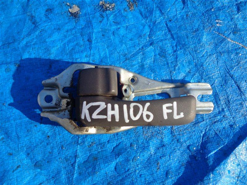 Ручка двери внутренняя Toyota Hiace KZH106 1KZ передняя левая (б/у)