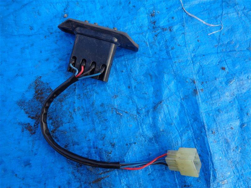 Электропривод двери Toyota Hiace KZH106 1KZ (б/у)