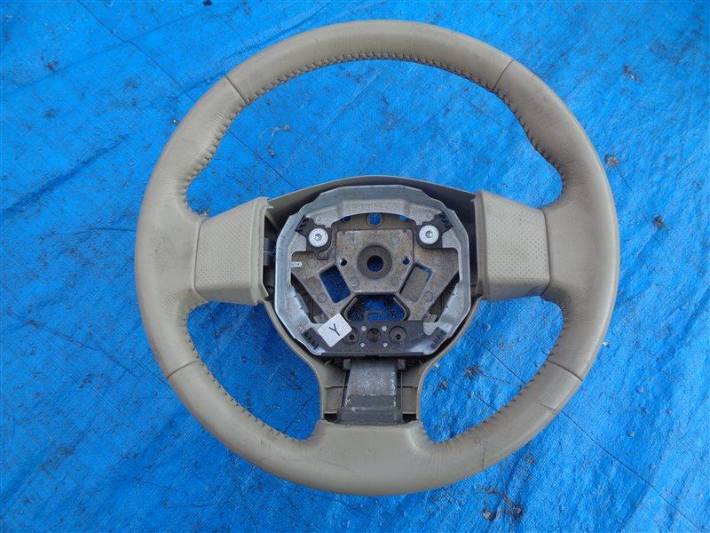 Руль Nissan Bluebird Sylphy KG11 MR20DE (б/у)