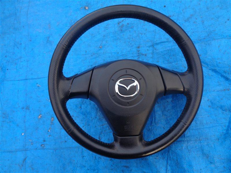 Руль Mazda Premacy CR3W L3VE (б/у)