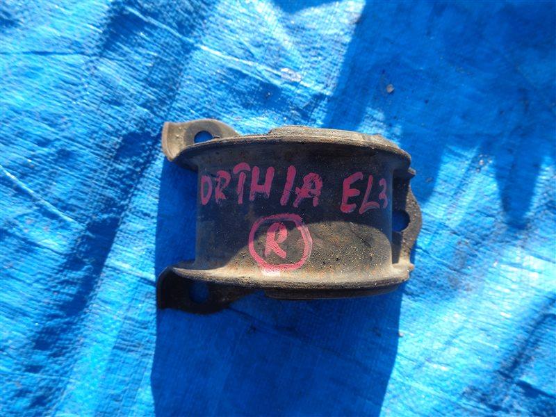 Подушка двигателя Honda Orthia EL3 B20B задняя (б/у)