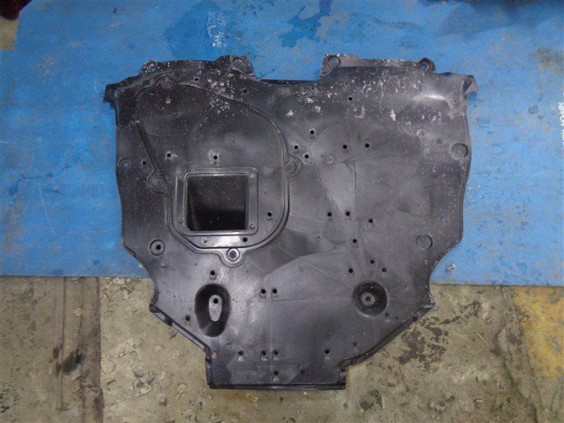 Защита двигателя Toyota Camry AXVH70 A25A-FXS 07.2019 передняя (б/у)