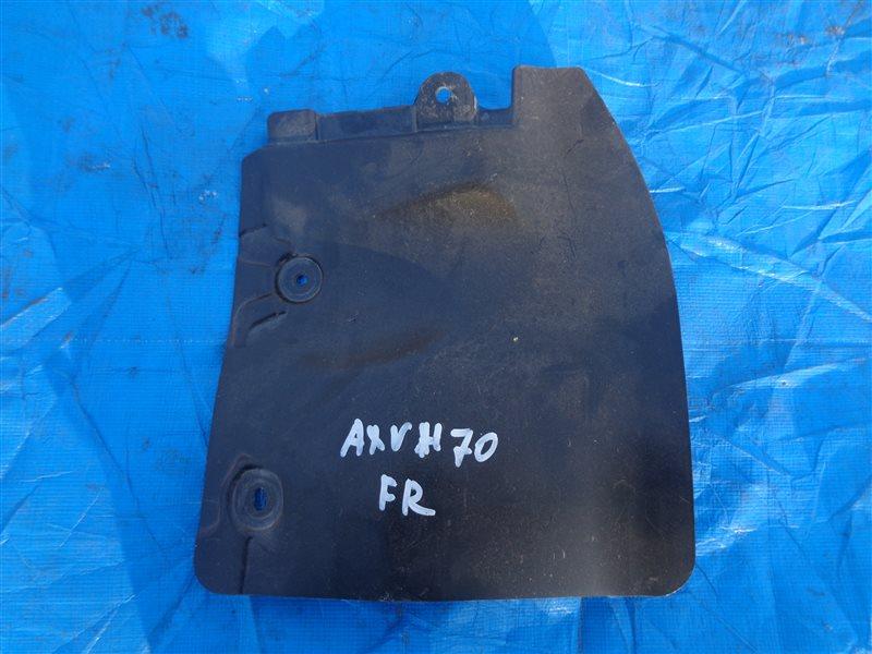 Защита двигателя Toyota Camry AXVH70 A25A-FXS 07.2019 правая (б/у)