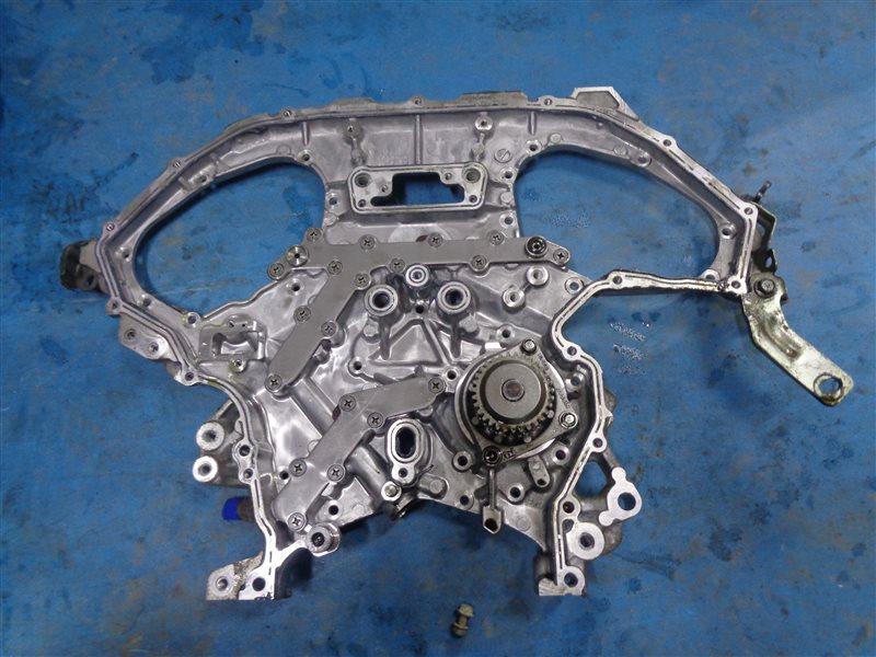 Лобовина двс Nissan Murano PNZ51 VQ35DE (б/у)