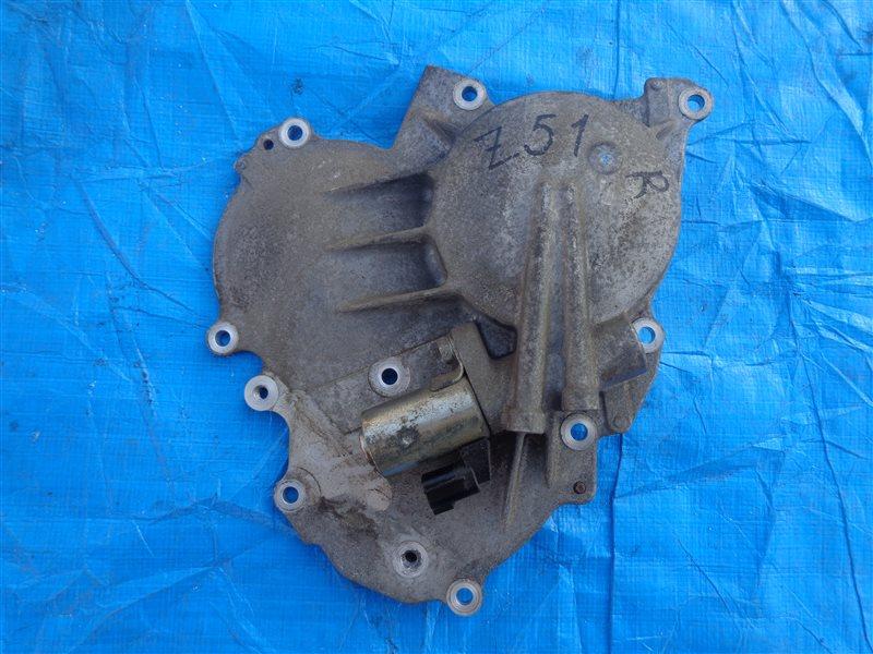 Крышка лобовины Nissan Murano PNZ51 VQ35DE правая (б/у)
