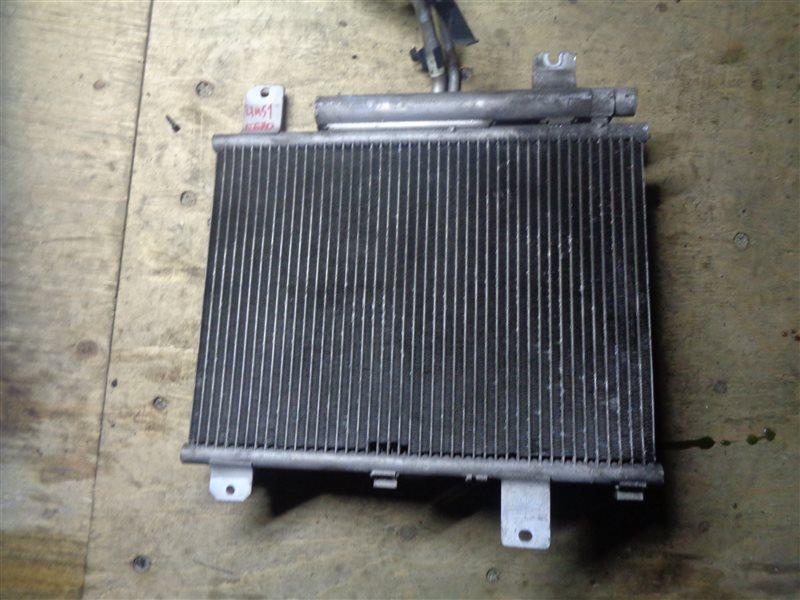 Радиатор кондиционера Mitsubishi Canter FE70EB 4M51 (б/у)