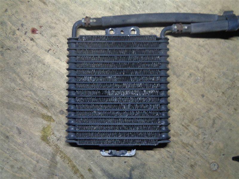 Радиатор масляный Toyota Hiace KZH120 1KZ (б/у)