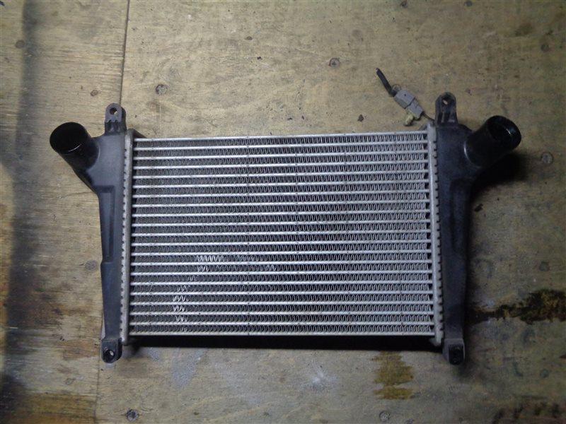 Интеркулер Mazda Titan LHR85 (б/у)
