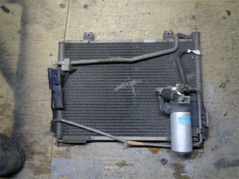 Радиатор кондиционера Isuzu Elf NKR66E 4HL1 (б/у)
