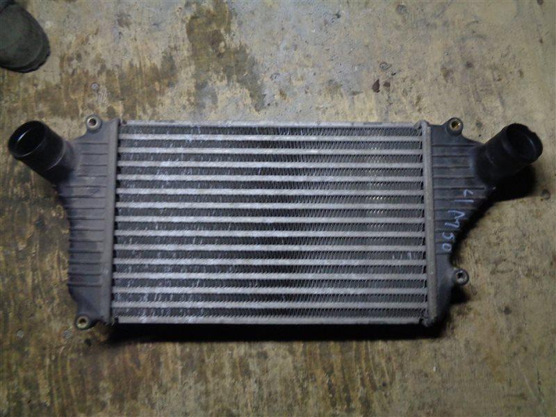 Интеркулер Mitsubishi Canter 4M50 (б/у)