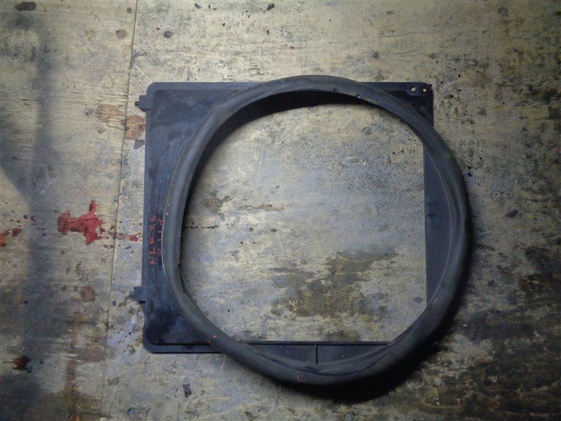Диффузор радиатора Isuzu Elf NLR85 4JJ1 (б/у)