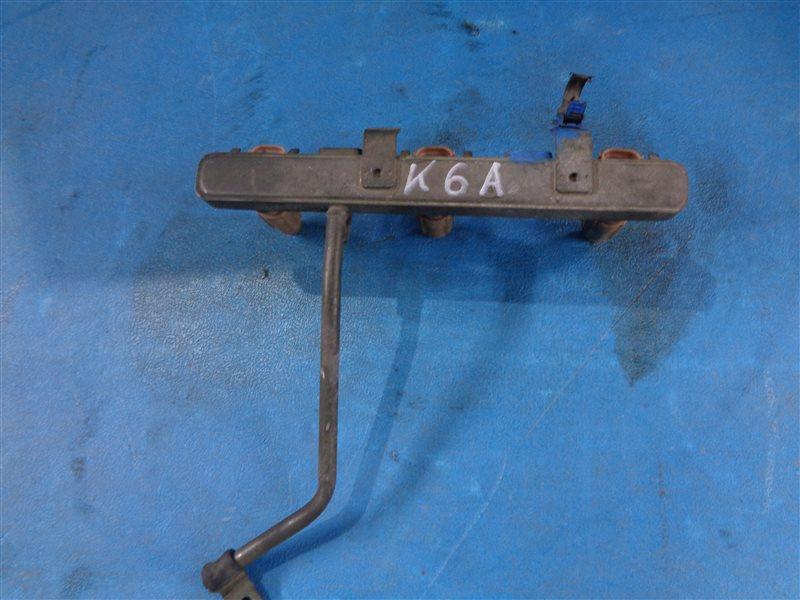 Топливная рейка Suzuki Every DA64V K6A (б/у)