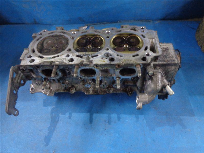 Головка блока цилиндров Nissan Murano PNZ51 VQ35DE левая (б/у)