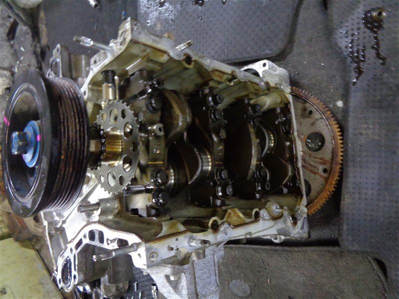 Блок двигателя Toyota Crown GRS182 3GR (б/у)
