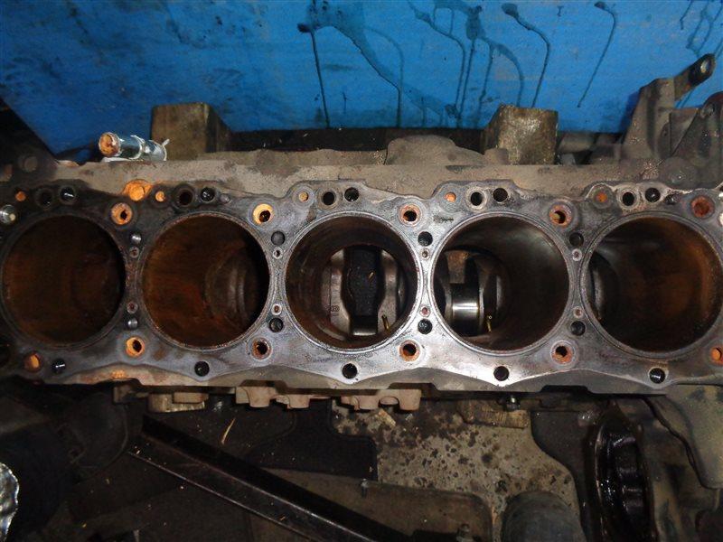 Блок двигателя Hino Ranger FC7 J07E (б/у)