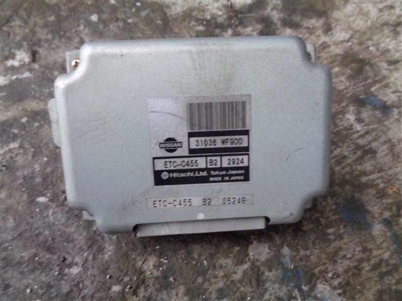 Блок переключения кпп Nissan Liberty RM12 QR20DE (б/у)