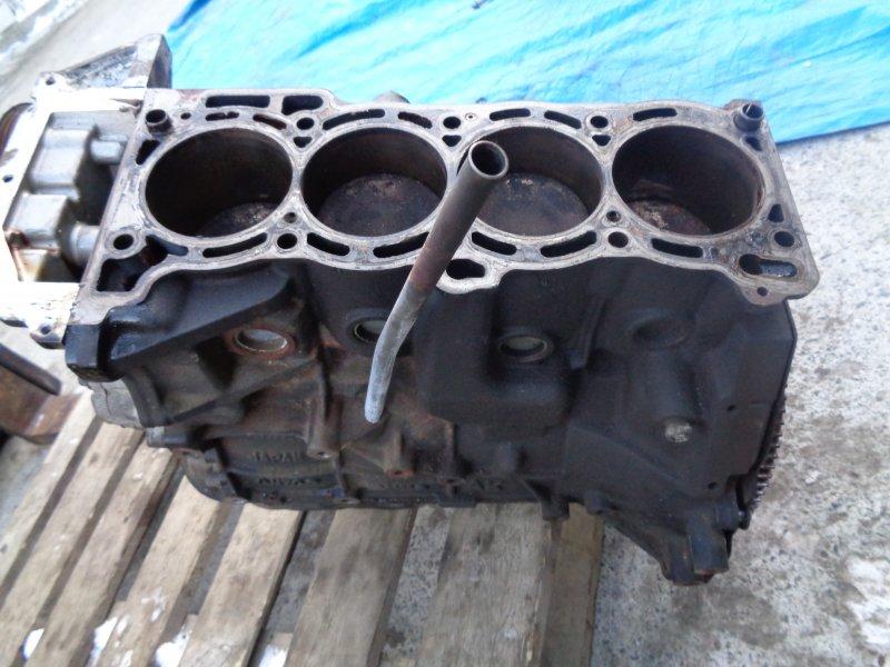Блок двигателя Nissan Ad VHNY11 QG18DE (б/у)