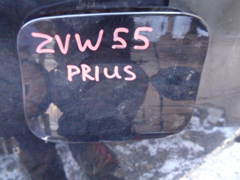 Лючок бензобака Toyota Prius ZVW55 2ZR-FXE 01.2017 (б/у)