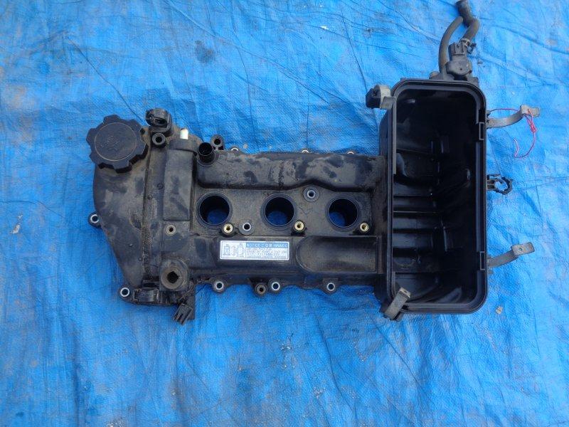 Клапанная крышка Toyota Passo KGC10 1KR (б/у)