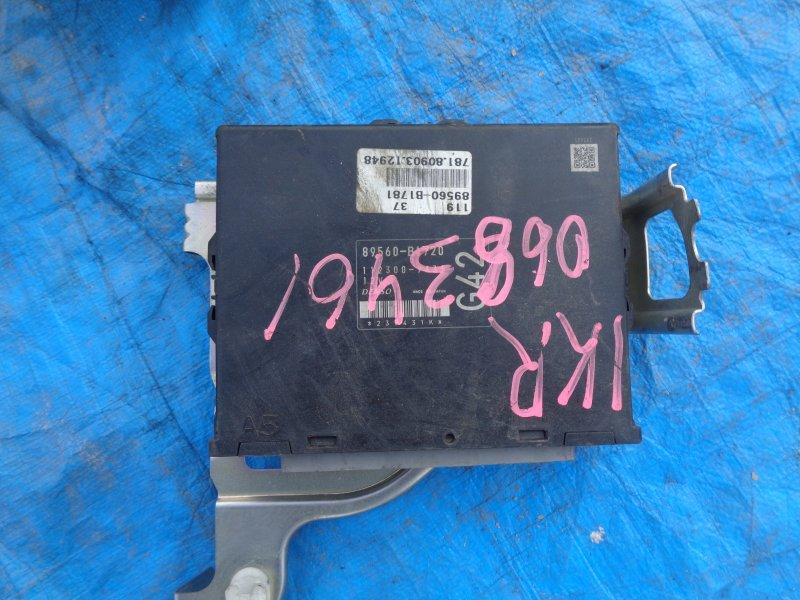 Блок efi Toyota Passo KGC10 1KR (б/у)