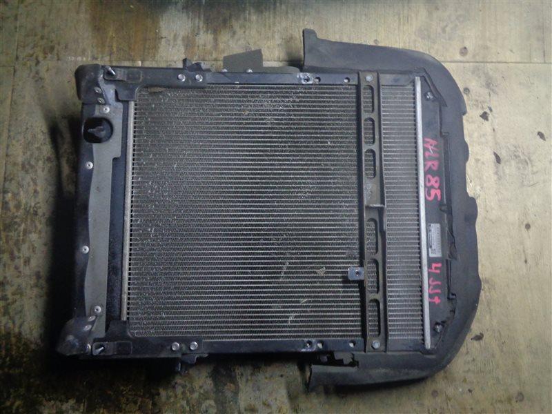 Радиатор основной Isuzu Elf NLR85 4JJ1 (б/у)