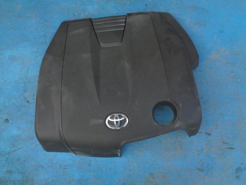 Декоративная крышка двс Toyota Crown GRS210 4GR-FSE 2013 (б/у)