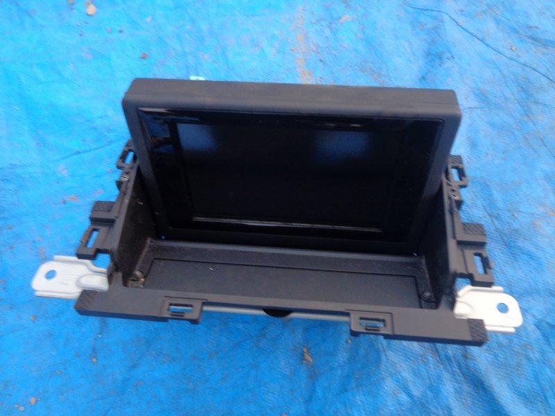 Монитор Lexus Ct200H ZWA10 2ZRFXE 07.2011 (б/у)