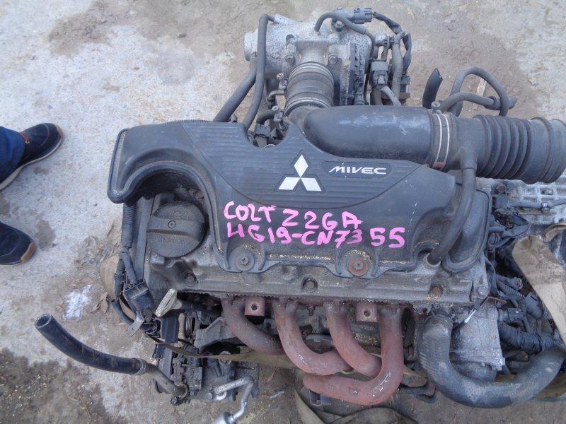 Двигатель Mitsubishi Colt Z26A 4G19 CN7355 (б/у)